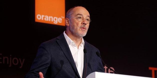 """TF1: Après Canal+, le PDG d'Orange se dit """"prêt à couper"""" la diffusion des chaînes du groupe"""