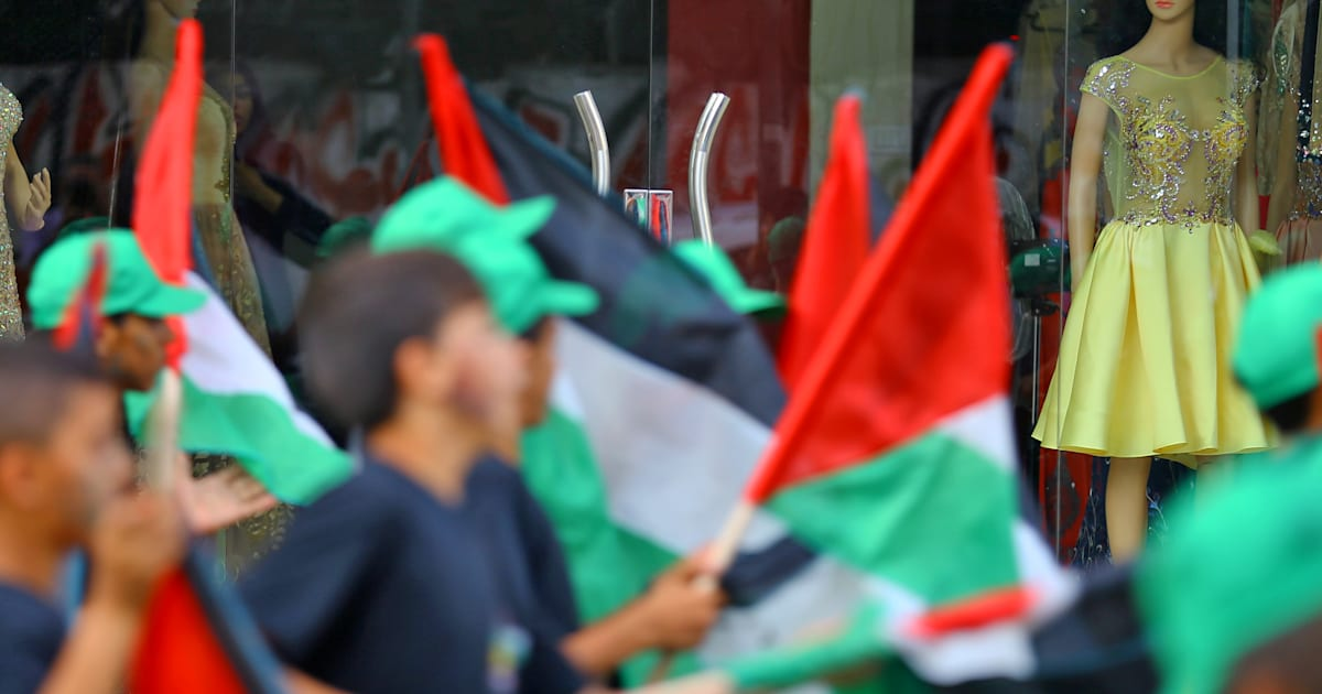 """Le Hamas appelle à une """"nouvelle intifada"""" après l'annonce de Trump sur Jérusalem"""