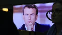 Macron jugé deux fois plus convaincant que Le