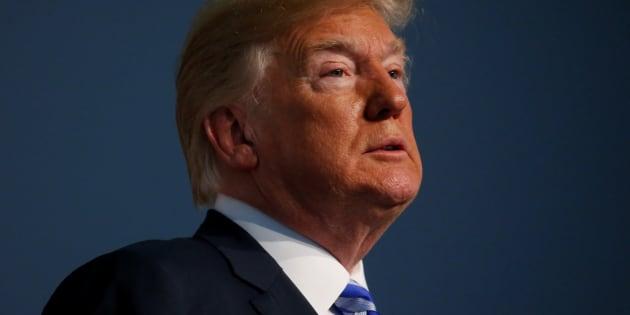 El presidente Trump impuso aranceles a las importaciones de acero y aluminio proveniente de México.