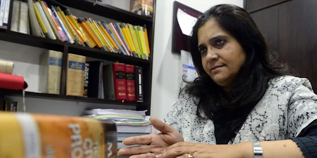 Teesta Setalvad is secretary of CJP and her two other NGOs Sabrang Trust and Sabrang Communications.
