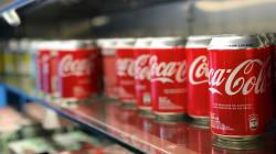 ¿Coca-Cola con