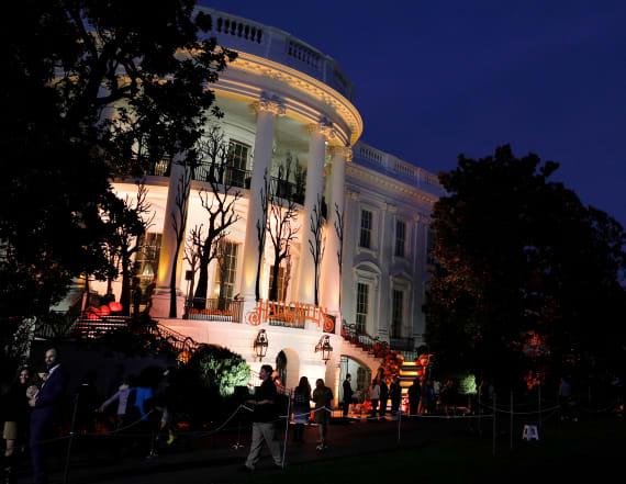 White House Halloween event Sunday tweaked for virus