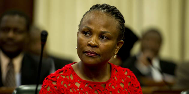 Public Protector backtracks on order to change the Constitution
