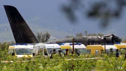Le bilan de l'écrasement d'avion en Algérie passe à 257