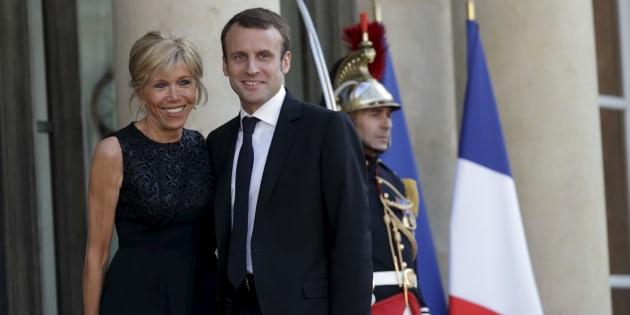 Brigitte Macron Première dame: 68% des Français sont contre la création d'un statut officiel