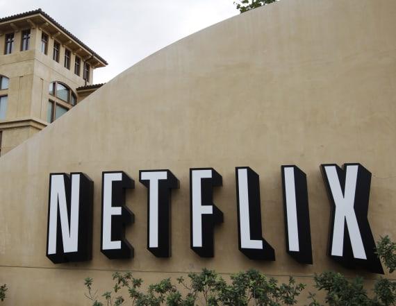 Netflix slides after first best picture Oscar nod
