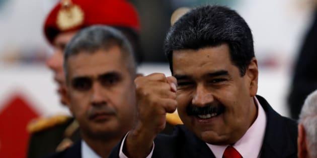 Au Venezuela, Nicolas Maduro, un Président réélu jusqu'au bout de la crise