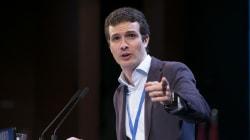 Pablo Casado asegura que la limitación de mandatos no preocupa en el PP