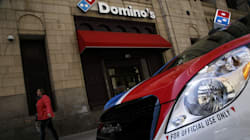 Domino's Is Testing Out Driverless Pizza