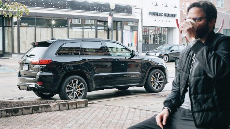 2018 Jeep Grand Cherokee Trackhawk Drivers' Notes | Haulin