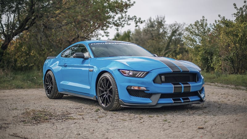 2017 Ford Shelby Gt350 Drivers Notes My Blue Heaven Autoblog