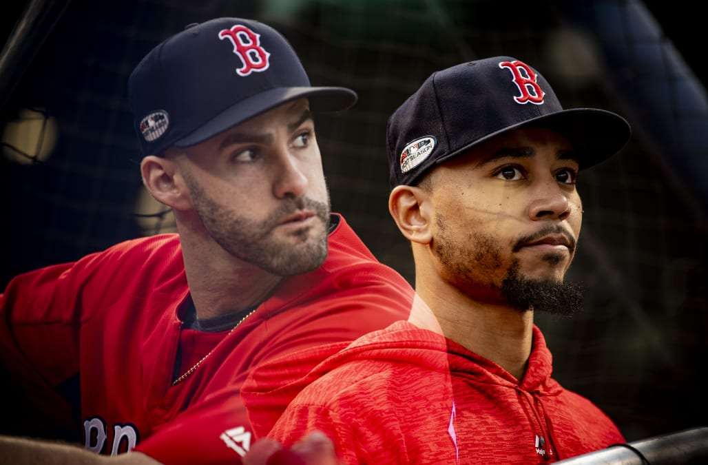 mlb best pitchers 2019 Nine pitchers, 3 Red Sox in ESPN's top 25 MLB players of 2019