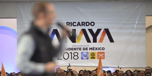 """Deja Ricardo Anaya un buen sabor de boca al panismo nayarita"""""""