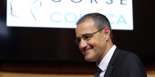 """Jean-Guy Talamoni, président de l'Assemblée de Corse, reconnaît """"la naissance de la République de Catalogne"""""""