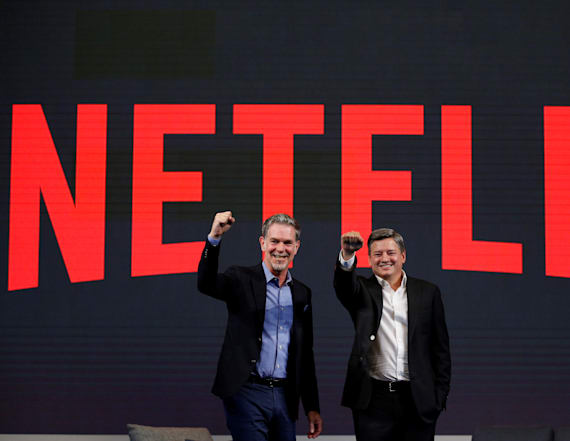 Netflix passes Disney in size