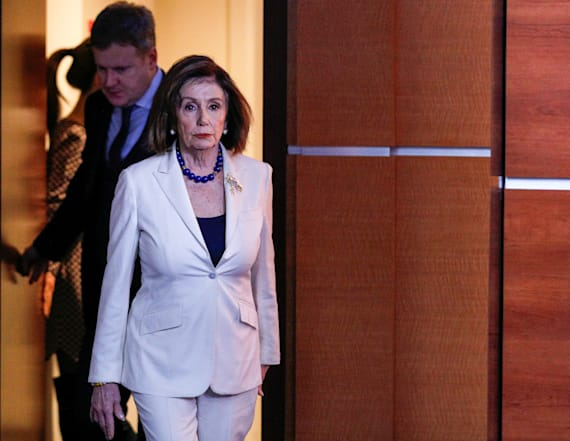 Reporter's question riles up Nancy Pelosi