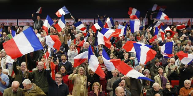 Du stalinisme de gauche au stalinisme de droite. REUTERS/Benoit Tessier