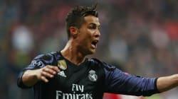 Ronaldo et son doublé ont renvoyé le Bayern Munich dans les