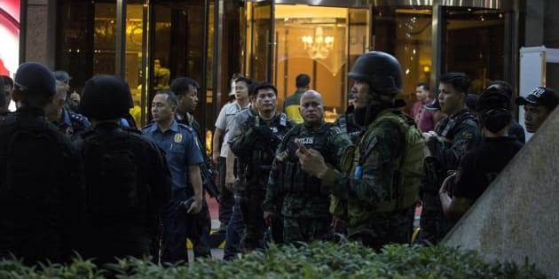 Daesh revendique encore une fois la fusillade a Manille