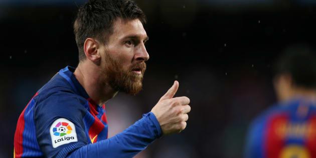 Il avait pris 21 mois de prison, finalement Lionel Messi devra payer l'équivalent de ce qu'il gagne en (à peine) 1 jour