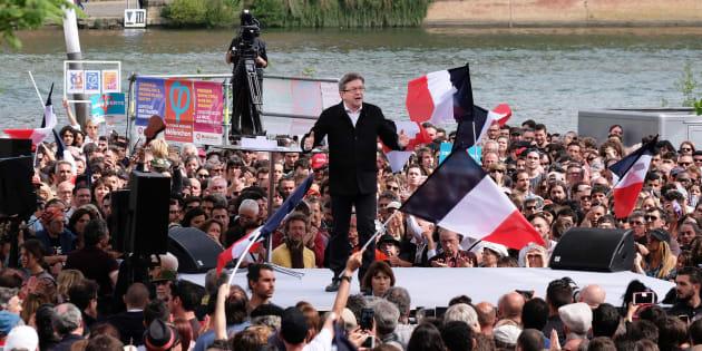 À Toulouse, Mélenchon veut faire passer la ville rose au rouge