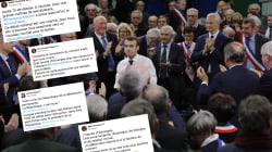 La majorité salue la performance de Macron après