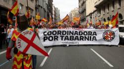 Tabarnia presenta en el Parlamento Europeo su proyecto para ser la 18ª