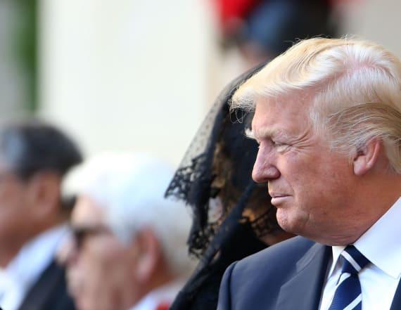 Poll asks voters if media treats Trump fairly