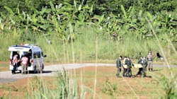 Les 8 garçons secourus dans la grotte thaïlandaise sont en bonne
