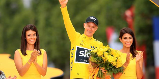 Sur le Tour de France, bientôt la fin des hôtesses sur les podiums? L'ASO maintient le flou