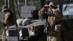 Trump cumple su promesa de militarizar la frontera; van 2,400 militares