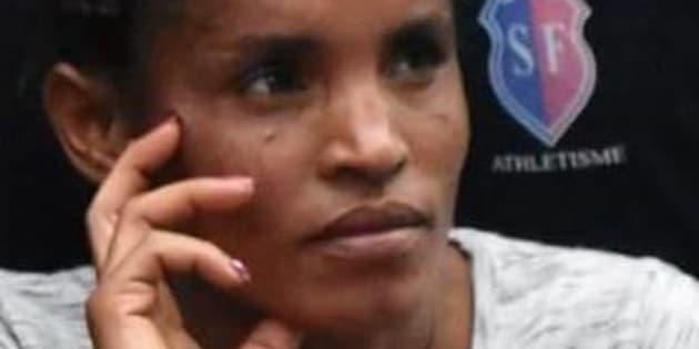 Stade français athlétisme                       Les féministes s'insurgent de l'assassinat de cette championne de marathon
