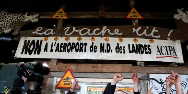 Symbole de 30 ans de cynisme en politique, Notre-Dame-des-Landes doit être celui de l'action pour l'avenir.