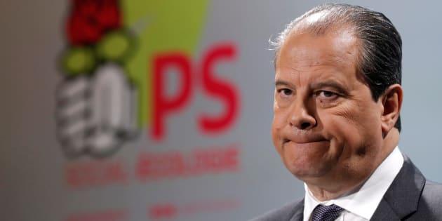 Pourquoi Jean-Christophe Cambadélis ne démissionne-t-il pas du PS? REUTERS/Christian Hartmann