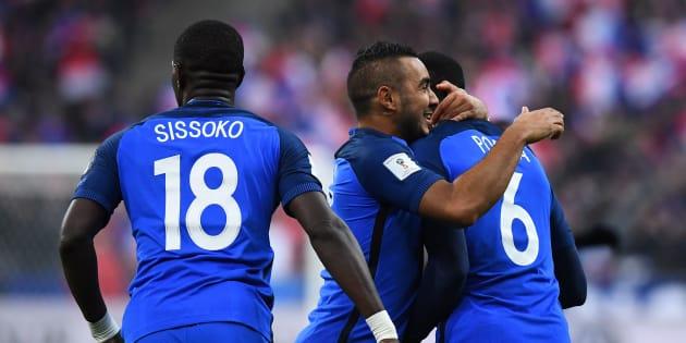 Le résumé et les buts de France-Suède en qualifications du Mondial 2018