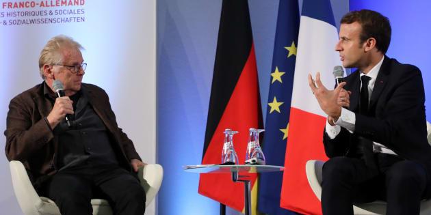 Emmanuel Macron veut vous faire voter deux fois aux prochaines européennes.