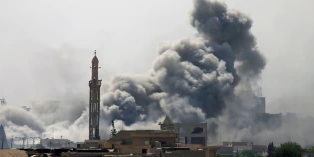 Le Pentagone reconnaît sa pire bavure dans une attaque contre Daech