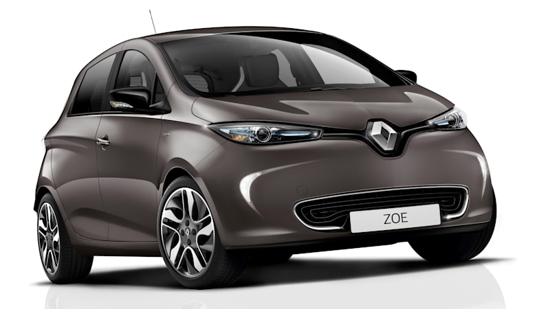 Renault Zoe Is The First Low Cost Ev To Go 250 Miles On A Charge
