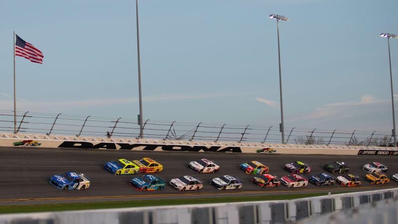 Daytona International Sdway Turned