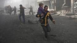 En Syrie, au moins 250 morts en deux jours, la France craint