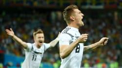 Virada da Alemanha no minuto final marca sábado na Copa da Rússia. Veja