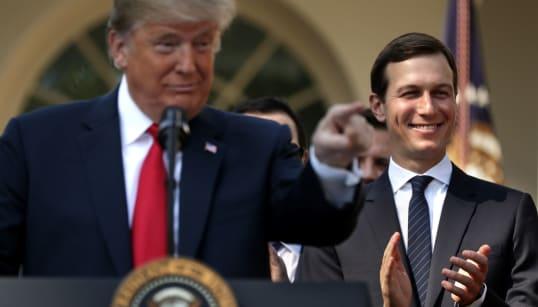 Donald Trump pense à son gendre pour devenir son plus proche