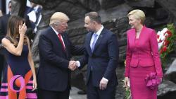 Trump s'est pris un vent magistral de la part de la première dame