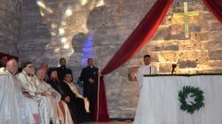 Les images de Mossoul qui célèbre son premier Noël, après quatre années de règne