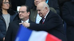 L'ancien patron de la Fédération française de rugby Pierre Camou est