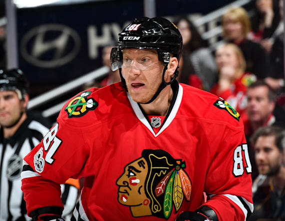 NHL's Hossa to miss next season with 'skin disorder'