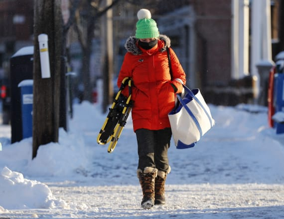 More frigid temps in store for much of nation