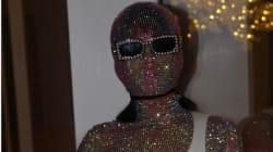 La tenue très étrange de Rihanna à