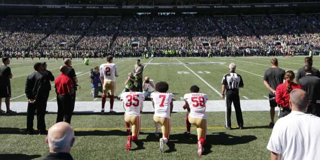 Les joueurs ne pourront plus s'agenouiller — NFL
